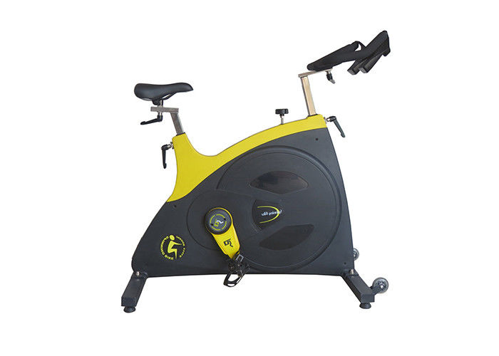 Commercial Grade Gym Spin Bike Machine Imported Belt Transmitting Type