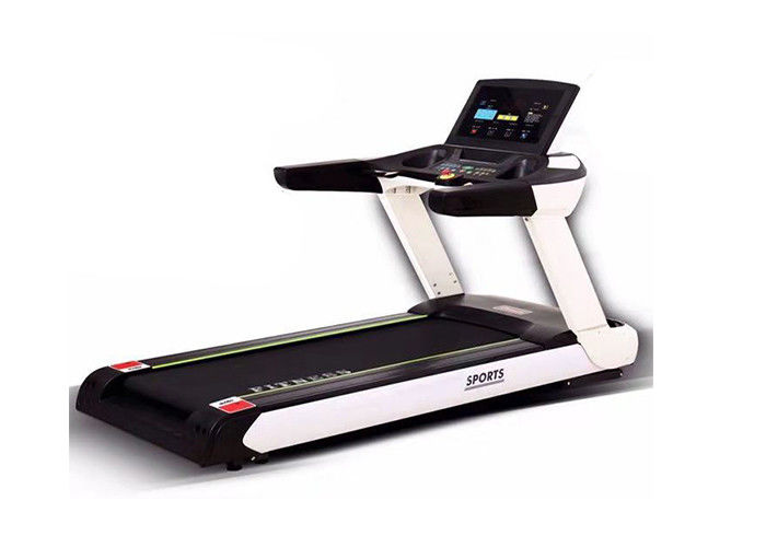 Commercial Motorized Treadmill Running Machine 180KG Max Load Type For Gym