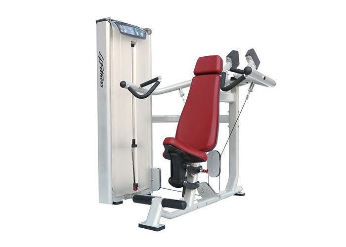 Custom Matrix Commercial Gym Equipment , Strength Training Shoulder Press Machine